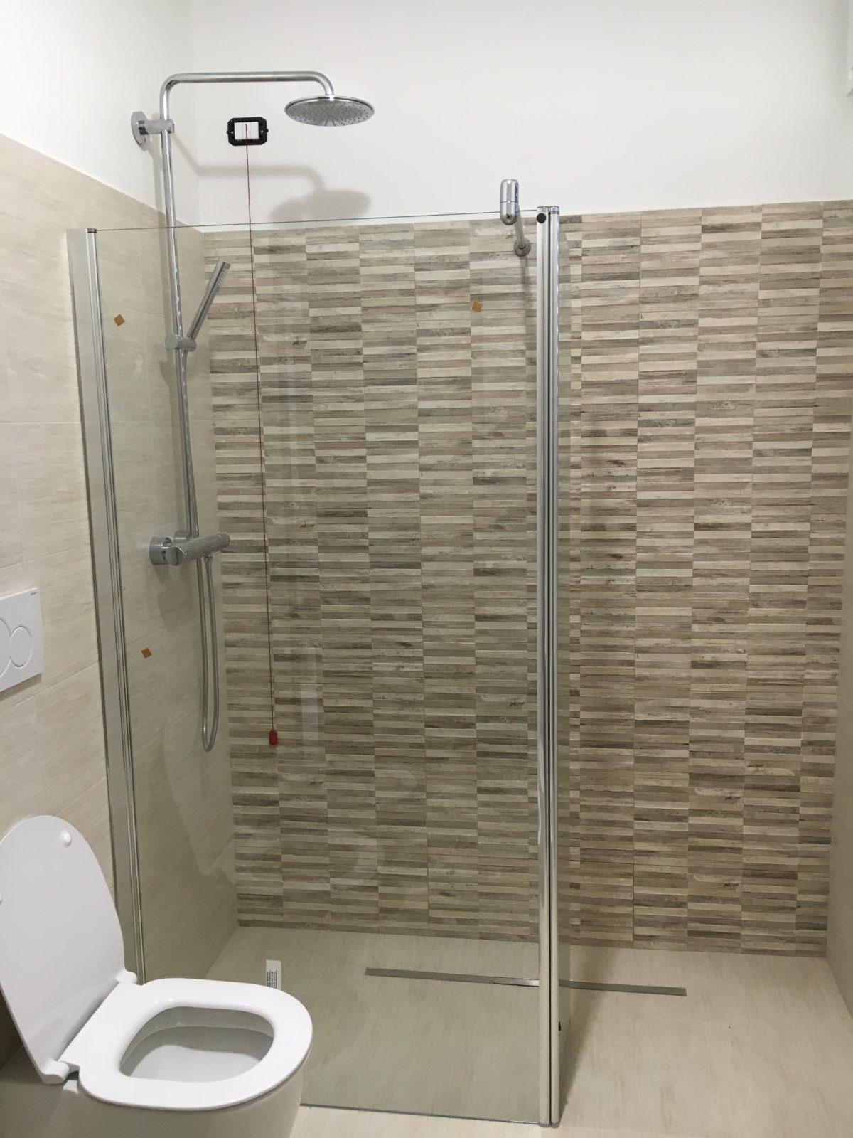 Bagno con mosaico – Termoidraulica Tano